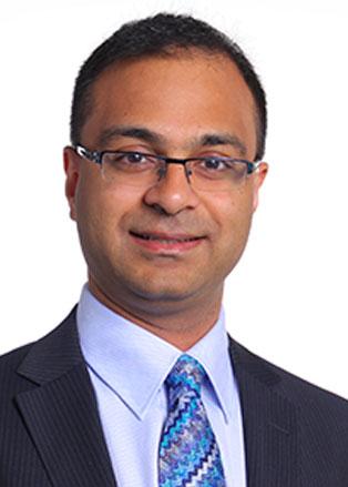 Baiju Shah, Sunnybrook Health Sciences
