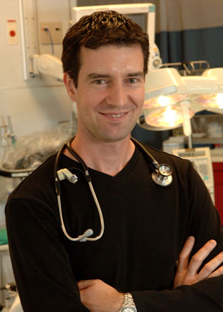 Christian Vaillancourt, The Ottawa Hospital