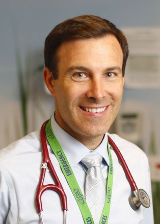 Roger Zemek, Children's Hospital of Eastern Ontario